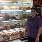 Elaine Ziemba, Assistant Store Manager of Manchester ShopRite