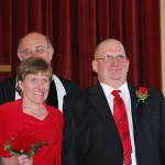 First Marriage of the Year – January 1, 2012, thanks to eLove