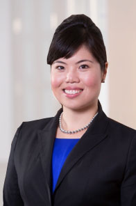 Joy C. Wu of Baker, Braverman & Barbadoro, P.C.