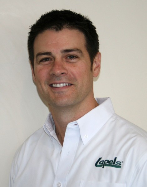 photo of Kevin Dubois, CEO of Lapels Dry Cleaning