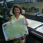 Marilyn Holstein of Resort Maps