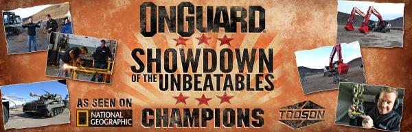 OnGuardShowdownChamps!