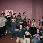 Plymouth South freshmen get off to perfect start earning Tracy Chevrolet Cadillac's Driven Students of the Month for January