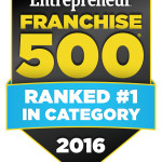 Lapels Dry Cleaning Ranked #1 in Franchise 500's Dry Cleaning and Delivery Services category