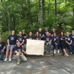 Rodman CPAs Volunteer a Day of Service at Camp Clark in Plymouth