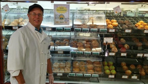 Jerry Makles, bakery manager at ShopRite of West Hartford