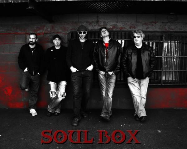 Soul Box Promo Pic.