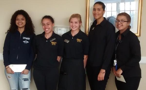Treasure Cove Scholarship Recipients 2015