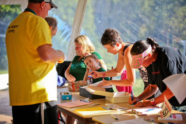 "Volunteers are needed for the sixth annual Run for Faith, a 4.58 mile run that commemorates the life of Faith ""Marcy"" Romboldi. This year's Run for Faith will take place on Sunday, August 14 at 8:30am at Plimoth Plantation."