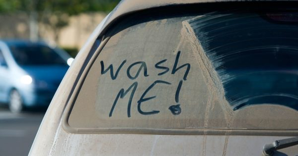 Area Motorists Can Clean Up With Tracy Chevrolet Cadillacu0027s Dirtiest  Vehicle Contest.