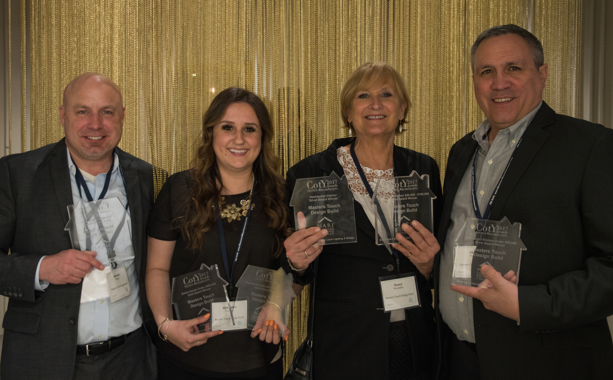 Holliston, MA Contractor Honored with Six CotY Awards