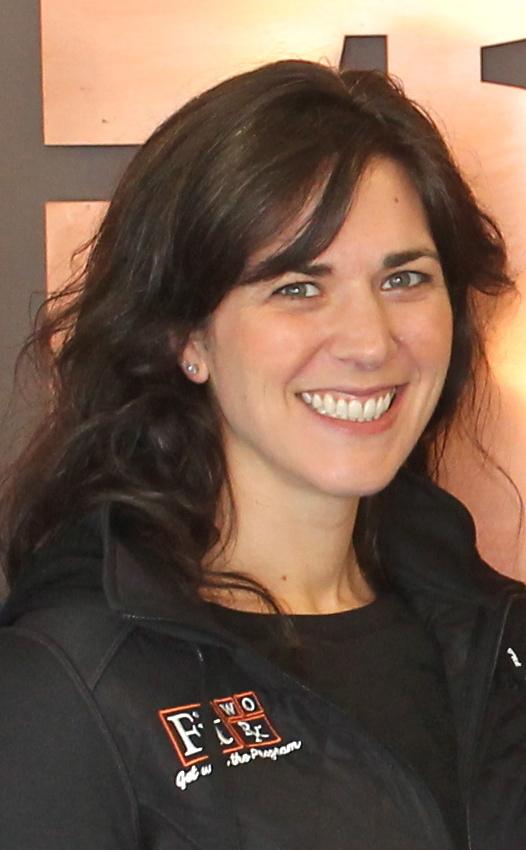 FitWorx Promotes Sara Fuller, DPT