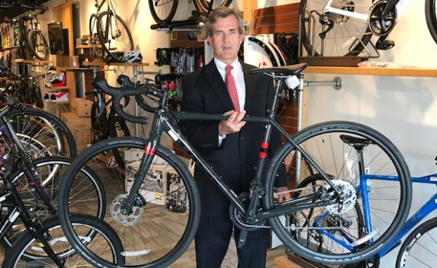 Harbor Mortgage President Rides for Pan-Mass Challenge