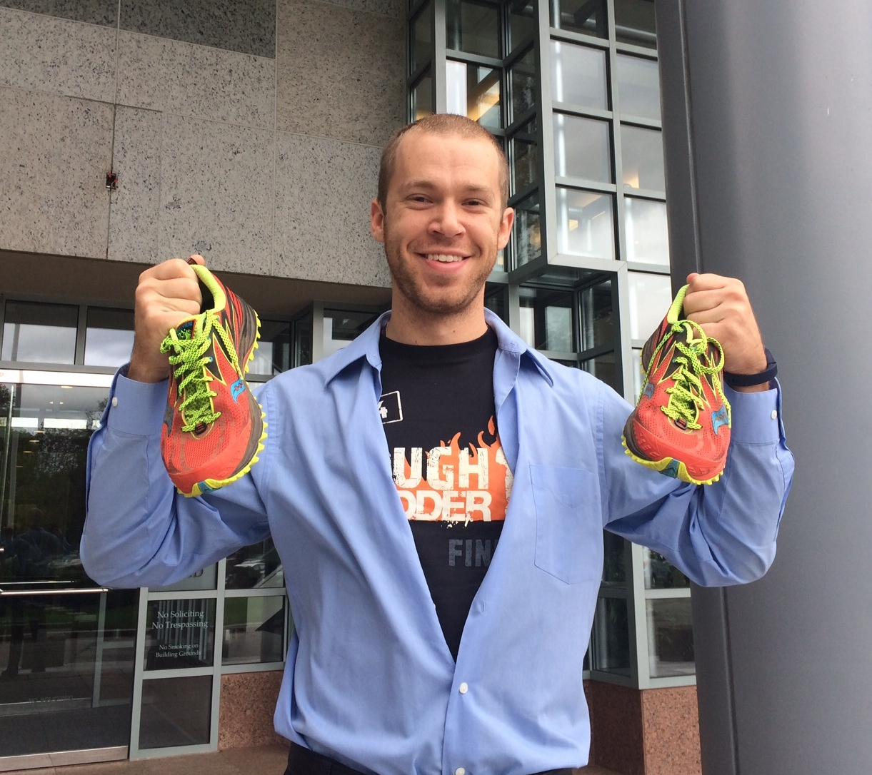 Waltham CPA Strives to Become World's Toughest Mudder 2015