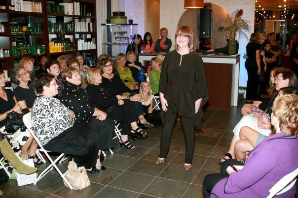 "Makeovers Salon & Spa's ""Fashion for a Cause"" Benefit Makes a Big Splash"