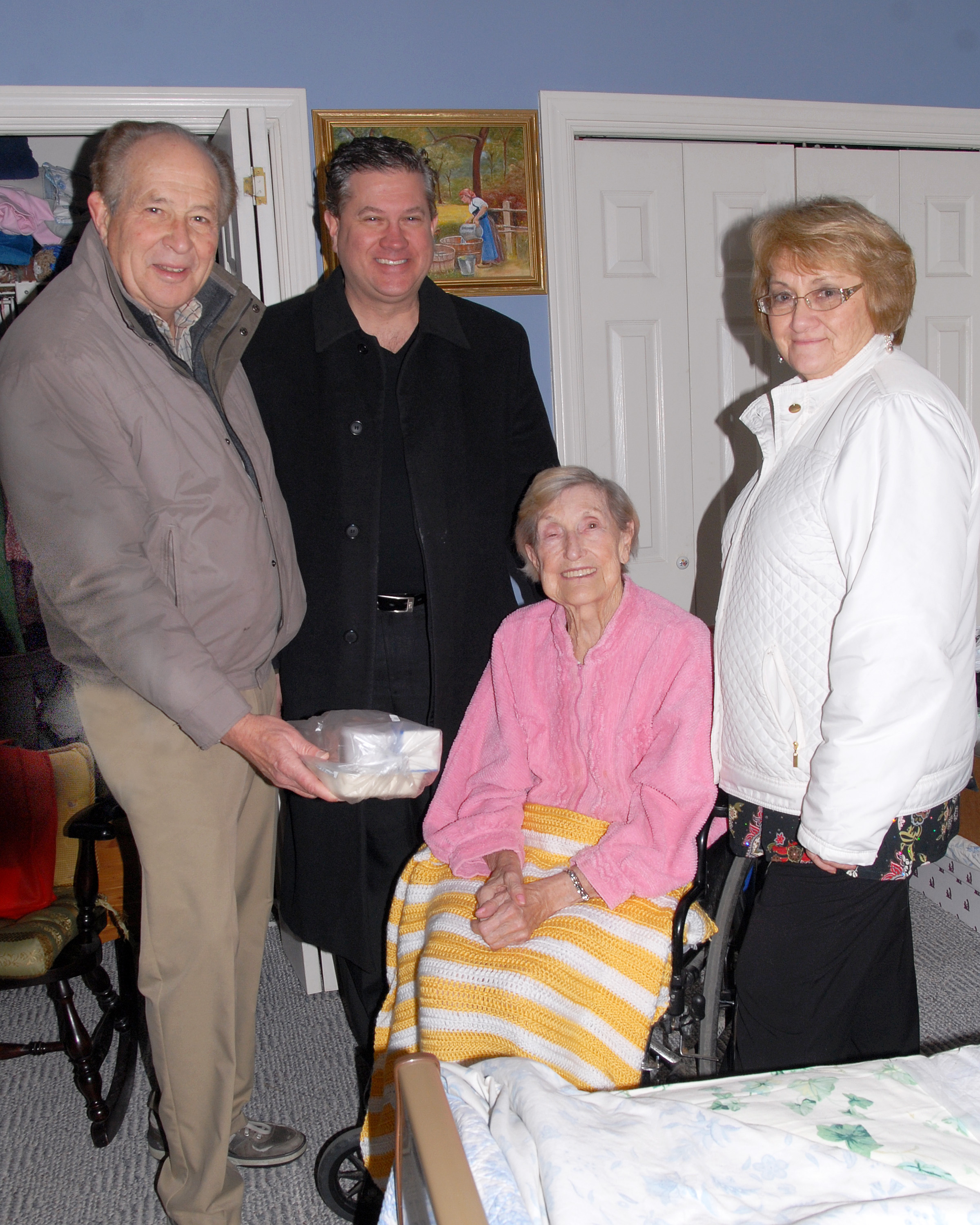 """""""Mayors for Meals Day"""" a Success"""