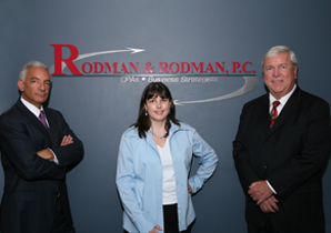 Rodman & Rodman Named Best Accounting Firm to Work For