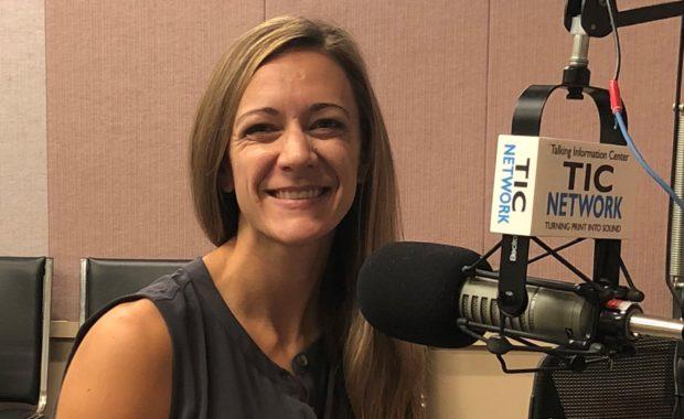 Anna Dunbar Named New Executive Director at Talking Information Center